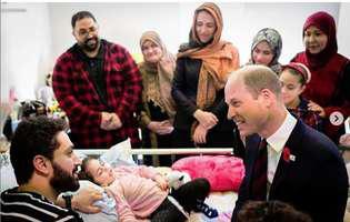 Prințul WIlliam, moment emoționant în Noua Zeelandă. Ce l-a întrebat o fetiță de 5 ani, abia trezită din comă