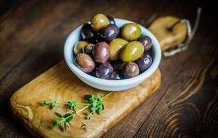 De ce e bine să mănânci măsline