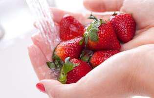 Căpșunele tratează acneea