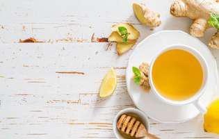 slăbești cu ceai de ghimbir