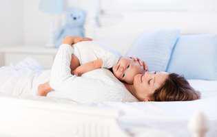 Bebelușii cu căiță, mai norocoși sau doar superstiții fără sens?