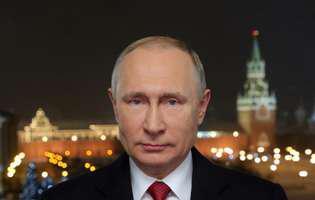 Vladimir Putin tata de gemeni
