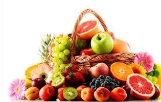 Cât zahăr conțin fructele