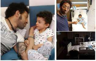 Kamara, noi dezvăluiri despre starea de sănătate a fiului său