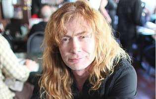 Dave Mustaine a fost diagnosticat cu cancer