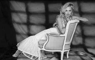 Pamela Anderson inselata