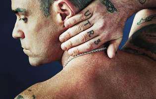 Robbie Williams concerteaza in Romania