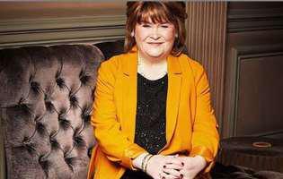 Susan Boyle vrea sa devina asistenta maternala