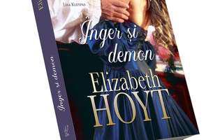 """""""Înger și demon"""" de Elizabeth Hoyt"""