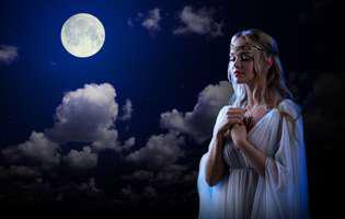 Primul autor cunoscut din istorie a fost o femeie și era preoteasa Lunii