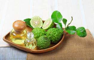bergamota sau portocala amara și uleiul de bergamota