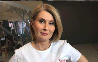 Alessandra Stoicescu in a noua luna de sarcina
