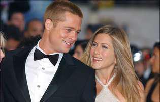 Brad Pitt si Jennifer Aniston, vacanta la Roma