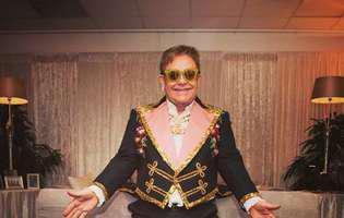 Elton John nu a mai consumat alcool de 29 de ani