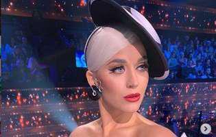 Katy Perry a leşinat în timpul unei emisiuni TV. Ce a spus vedeta înainte de a leșina
