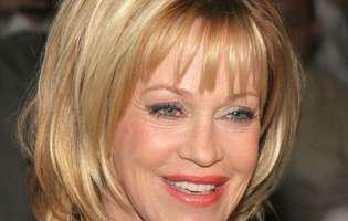 Melanie Griffith la 61 de ani