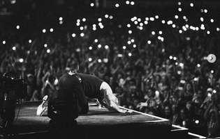 Robbie Williams nu a iesit trei ani din casa