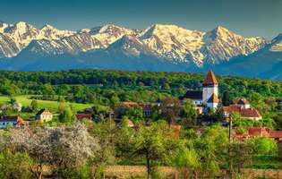 muntii romaniei - cele mai frumoase locuri de vizitat in România