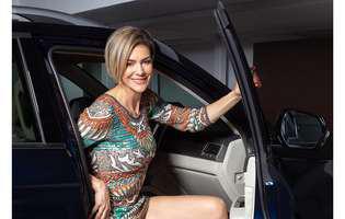 Roxana Ciuhulescu s-a operat