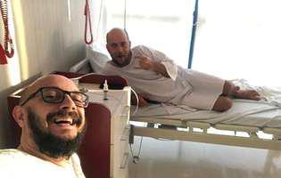 Cosmin Seleși a ajuns pe patul de spital. Îndrăgitul actor a fost operat