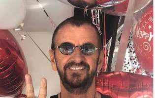 cum isi pastreaza sanatatea Ringo Starr