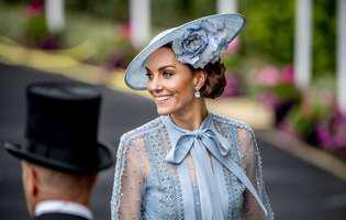 Kate Middleton și Meghan Markle și-au făcut apariția la un meci de polo caritabil. Cum au fost fotografiate cele două ducese