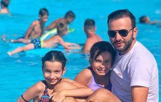 Mihai Morar a devenit tata a treia oară. Soţia sa a născut încă o fetiță! Prima imagine cu noul membru al familiei