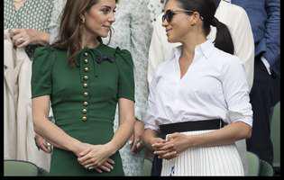 E oficial! Meghan Markle și Kate Middleton s-au împăcat, iar motivul este unul emoționant