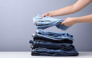 Cum să păstrezi blugii intacți mai mult timp și să previi urmele de uzură