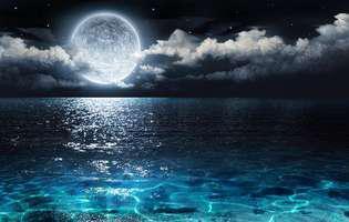 Luna plină din Pești! Ce magie răspândește și de ce aduce vise premonitorii!