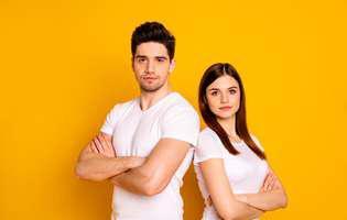 Ce e de făcut când partenerul tău folosește dublu standard în cuplu
