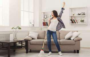 3 secrete pentru a avea mereu o locuință curată