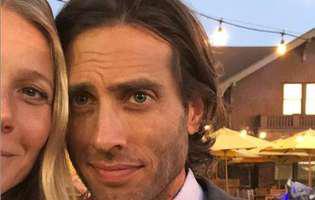 Gwyneth Paltrow se muta cu sotul ei