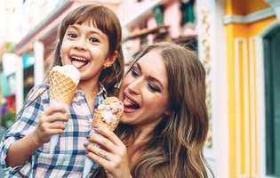 Pericole care amenință sănătatea dinților tăi: Băuturile și alimentele reci