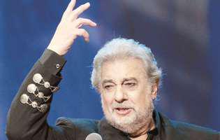 Placido Domingo acuzat de hartuire sexuala