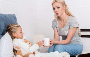 Tratamente naturale pentru a trata guturaiul la copii: ceaiul de busuioc