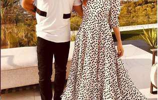 fotografie nemaivazuta de la nunta lui Robbie Williams