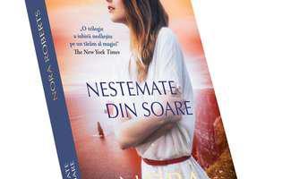 """""""Nestemate din soare"""" de Nora Roberts, suflete vindecate cu povești din trecut"""