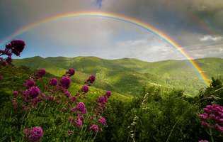 Curcubeul. Cele mai frumoase și misterioase semnificații și credințe