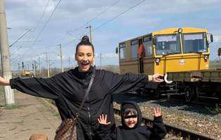 """Claudia Pătrăşcanu, primele declarații despre divorțul de Gabi Bădălău. Copiii lor nu știu că ei divorțează: """"Mi-am dorit un divorț civilizat, dar nu s-a putut..."""""""