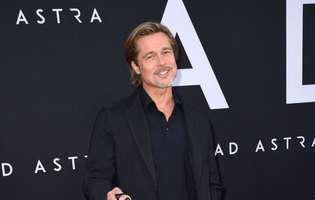 Brad Pitt iubește din nou! Cine e noua femeie din viața lui. E complet diferită de Angelina Jolie!