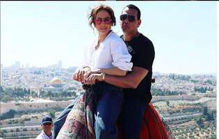 Jennifer Lopez vrea un copil cu Alex Rodriguez