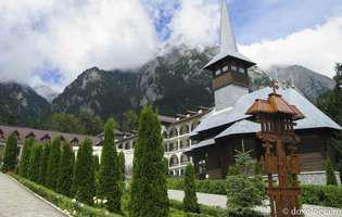 Mănăstirea Caraiman din România