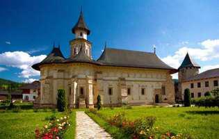 Mănăstirea Putna din România