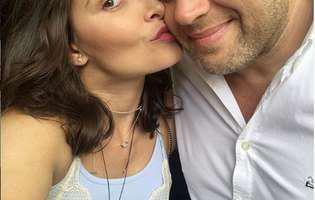 Alina Pușcaș s-a căsătorit! Primele imagini de la nuntă