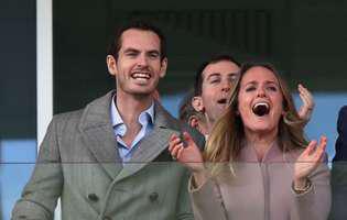 Andy Murray a treia oara tata