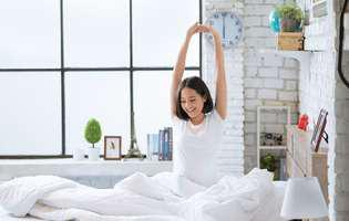 Cum să dormi puțin și să te trezești odihnit: Folosește energia soarelui