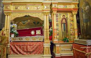 Pelerinaj la Moaștele Sfintei Parascheva