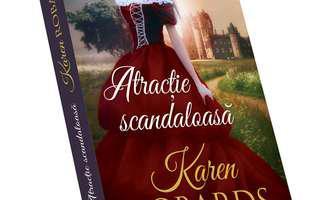 Atracție scandaloasă de Karen Robards