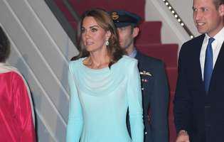 Kate Middleton a refăcut ținutele purtate de prințesa Diana în Pakistan. Fanii au fost impresionați până la lacrimi